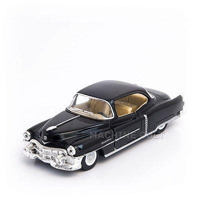 Miniatura Cadillac 1953 Serie 62 Preto 1:43