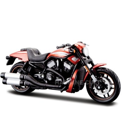 Harley-Davidson 2012 VRSCDX Night Rod Special - Série 33 - Maisto 1:18