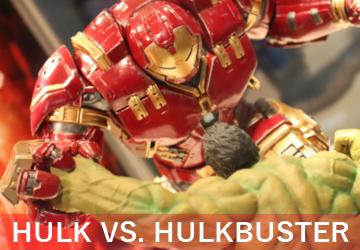 HULK E HULKBUSTER