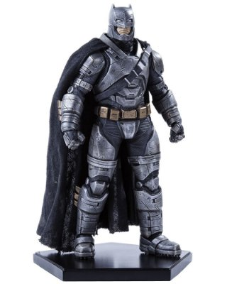Batman Armored 1/10 - Batman V Superman: Dawn Of Justice - Iron Studios