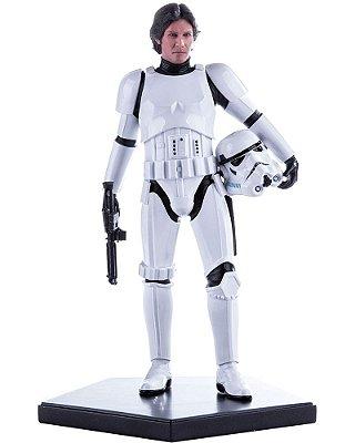 Han Solo 1/10 Art Scale - Star Wars - Iron Studios
