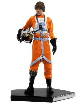 Luke Skywalker X-wing Pilot 1/10 Art Scale - Star Wars - Iron Studios