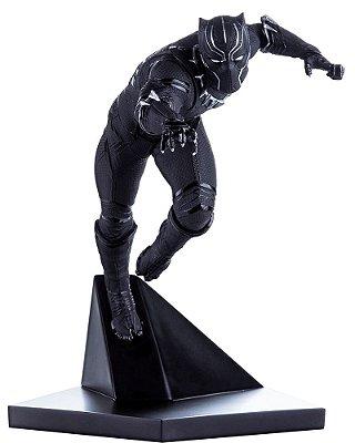 Black Panther 1/10 - Captain America: Civil War - Iron Studios