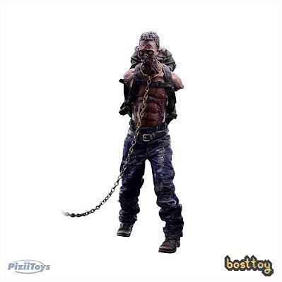 The Walking Dead Pet Zombie (Green) - 1:6 Figure