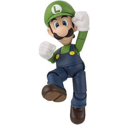 Luigi - Super Mario Bros - Bandai
