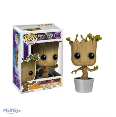 Dancing Groot - Guardians of the Galaxy - POP! Vinyl