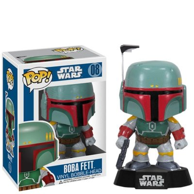 Boba Fett - Star Wars - POP! Vinyl Funko