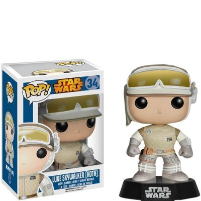 Hoth Luke Skylwalker - Star Wars - POP! Vinyl