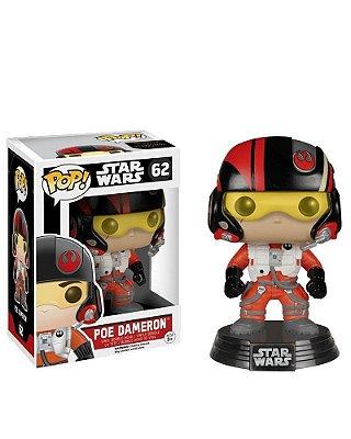 Poe Dameron - Star Wars VII - POP! Vinyl Funko