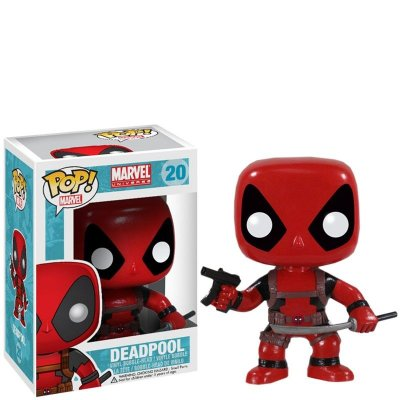 Deadpool - Marvel - POP! Vinyl Funko