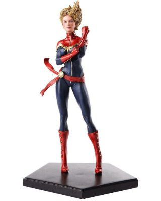 Capitã Marvel 1/10 - Iron Studios