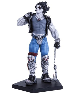 Lobo 1/10 Art Scale - DC Comics - Iron Studios