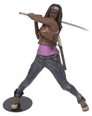 Michonne - Deluxe Figure - The Walking Dead - McFarlane