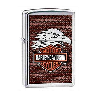 Isqueiro Zippo 28265 Classic Harley-Davidson® Eagle Polido