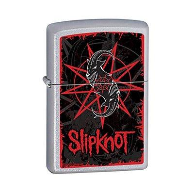 Isqueiro Zippo 28993 Classic Slipknot Logo