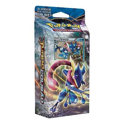 Pokémon TCG Deck Retalhador de Ondas - XY 9 Turbo Colisão