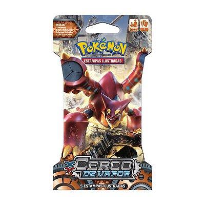 Pokémon TCG Blister Volcanion - XY 11 Cerco de Vapor