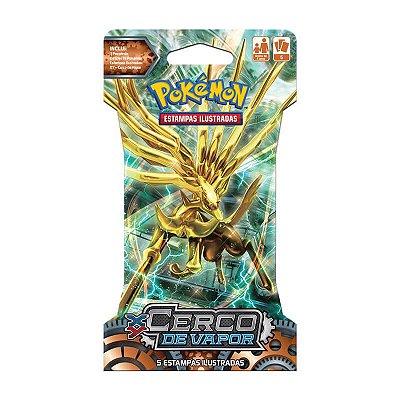 Pokémon TCG Blister Xerneas Turbo - XY 11 Cerco de Vapor