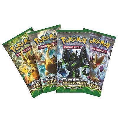 Pokémon TCG Booster - XY 10 Fusão de Destinos