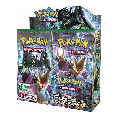 Pokémon TCG Booster Box de 36 unidades - XY 10 Fusão de Destinos