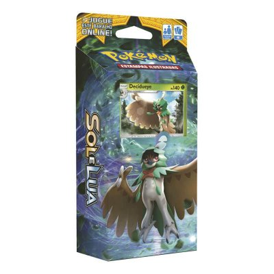 Pokémon TCG: Deck SM1 Sol e Lua - Sombra Florestal