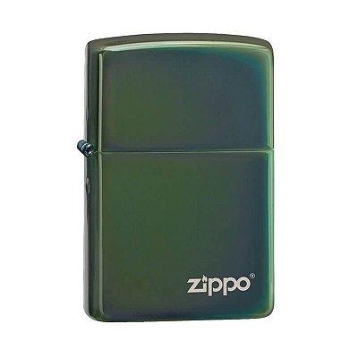 Isqueiro Zippo 28129ZL Classic Chameleon com Logo