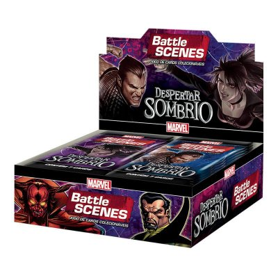 Battle Scenes Booster Box de 36 unidades - Despertar Sombrio