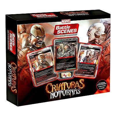 Battle Scenes Battle Box Especial - Criaturas Noturnas