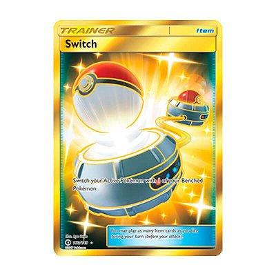 Pokémon - Substituição (160/149) - SM 1 Sol e Lua