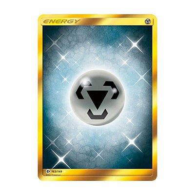 Pokémon - Energia de Metal (163/149) - SM 1 Sol e Lua
