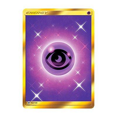 Pokémon - Energia de Psíquica (162/149) - SM 1 Sol e Lua