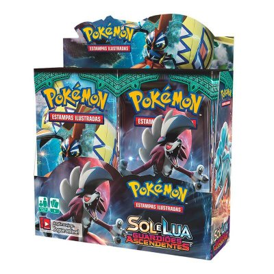 Pokémon TCG: Booster Box (36 unidades) SM2 Guardiões Ascendentes