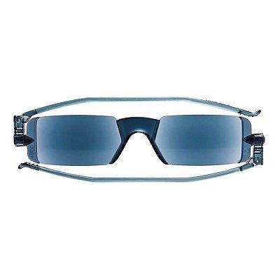 Óculos de Leitura Escuro Compact 1 Nannini Cinza