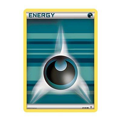 Pokémon TCG: Energia Escuridão (81/83) - Gerações