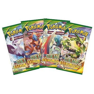 Pokémon TCG: Booster XY6 Céus Estrondosos