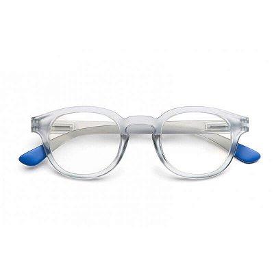 Óculos de Leitura com Filtro Digital Blue Ban B+D Cinza