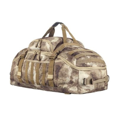 Mala Camuflada Expedition A-Tacs Invictus