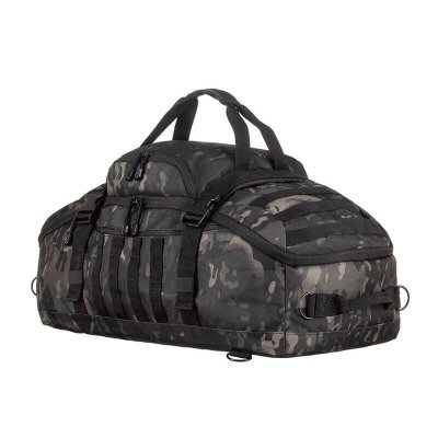 Mala Camuflada Expedition Multicam Black Invictus