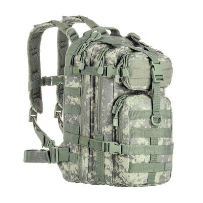 Mochila Camuflada Assault Digital ACU Invictus