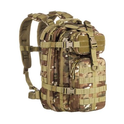 Mochila Camuflada Assault Multicam Invictus