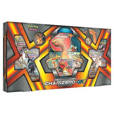 Pokémon TCG: Box Coleção Premium - Charizard-GX