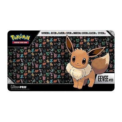 Pokémon TCG: Playmat Oficial Ultra PRO - Eevee