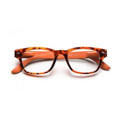 Óculos de Leitura Super Bold B+D Tartaruga