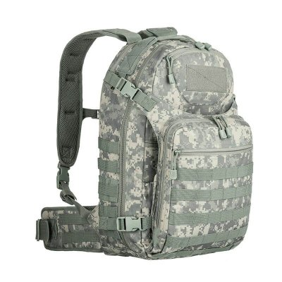 Mochila Camuflada Mission Digital ACU Invictus