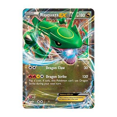 Pokémon TCG: Rayquaza EX (60/108) - XY6 Céus Estrondosos