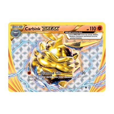 Pokémon TCG: Carbink TURBO (51/124) - XY10 Fusão de Destinos