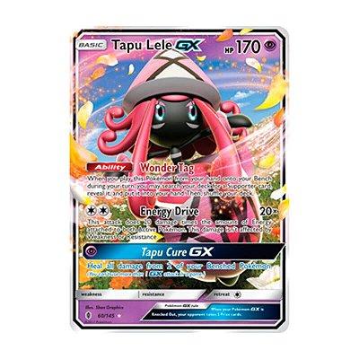Pokémon TCG: Tapu Lele GX (60/145) - SM2 Guardiões Ascendentes