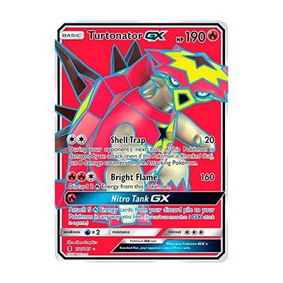 Pokémon TCG: Turtonator GX (131/145) - SM2 Guardiões Ascendentes