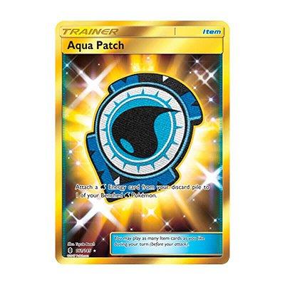 Pokémon TCG: Fragmento Aquático (161/145) - SM2 Guardiões Ascendentes