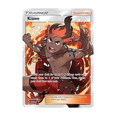 Pokémon TCG: Kiawe (144/147) - SM3 Sombras Ardentes